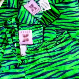 Savage Xfenty pajama set top and bottoms